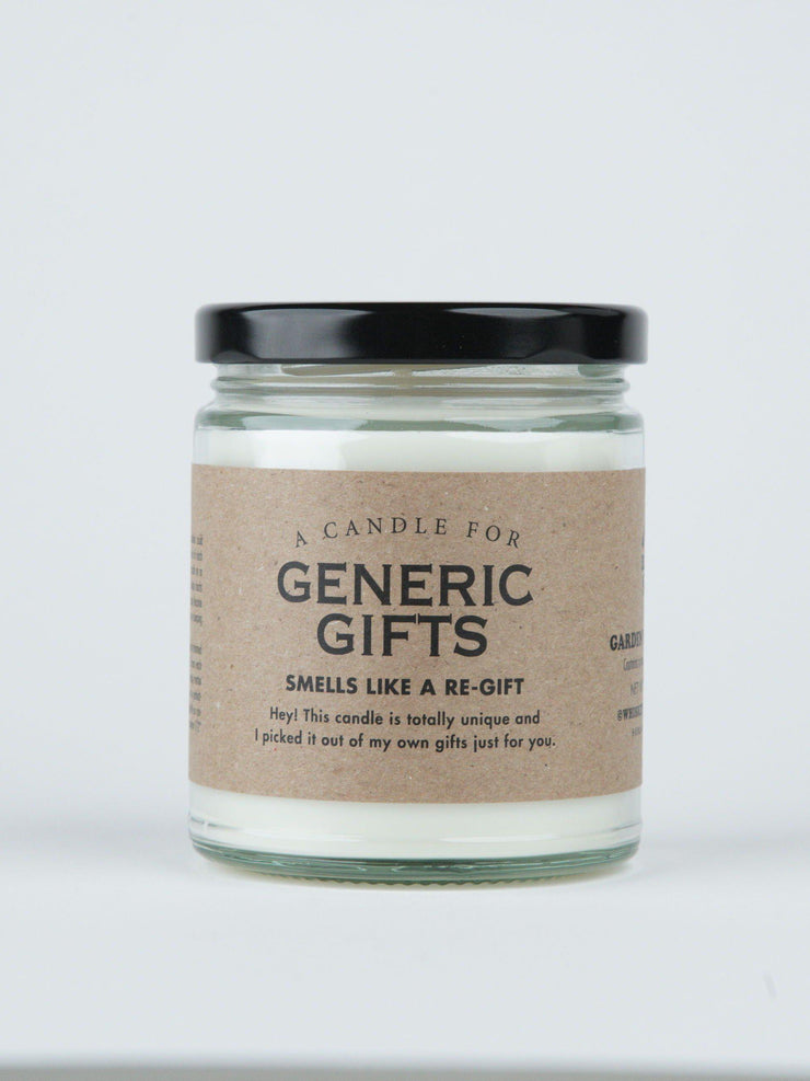 Generic Gifts 7 oz Candle