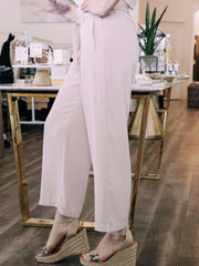 KUT from the Kloth Non-Denim bottoms KUT Luna High Waisted Belted Pant