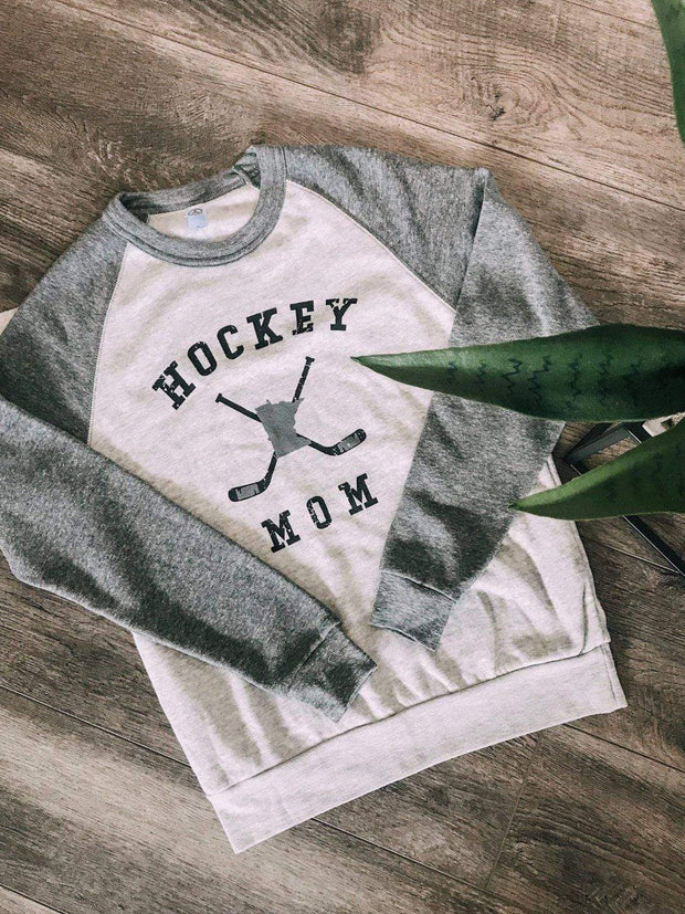 Lakeside Fleece Hockey Mom MN Sweatshirt