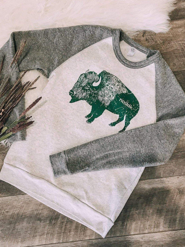 Lakeside Fleece Nodak Bison Sweatshirt