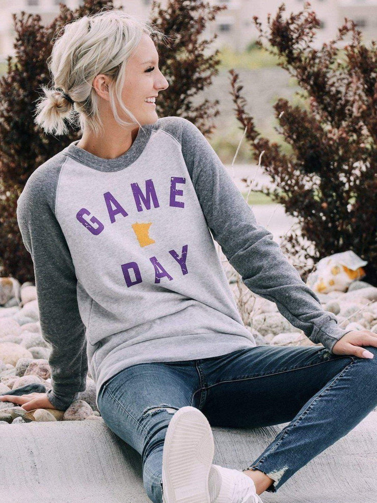 Lakeside Fleece Game Day Sweatshirt