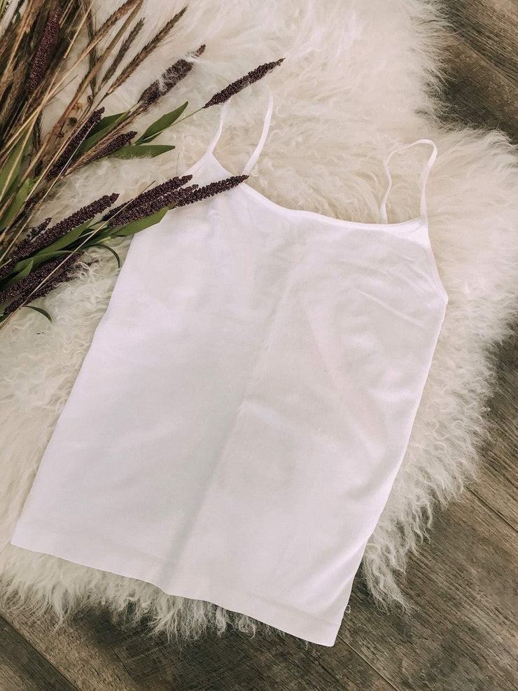 NIKIBIKI Basics Crop length cami