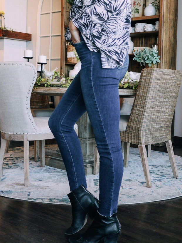 PAIGE high rise skinny jean