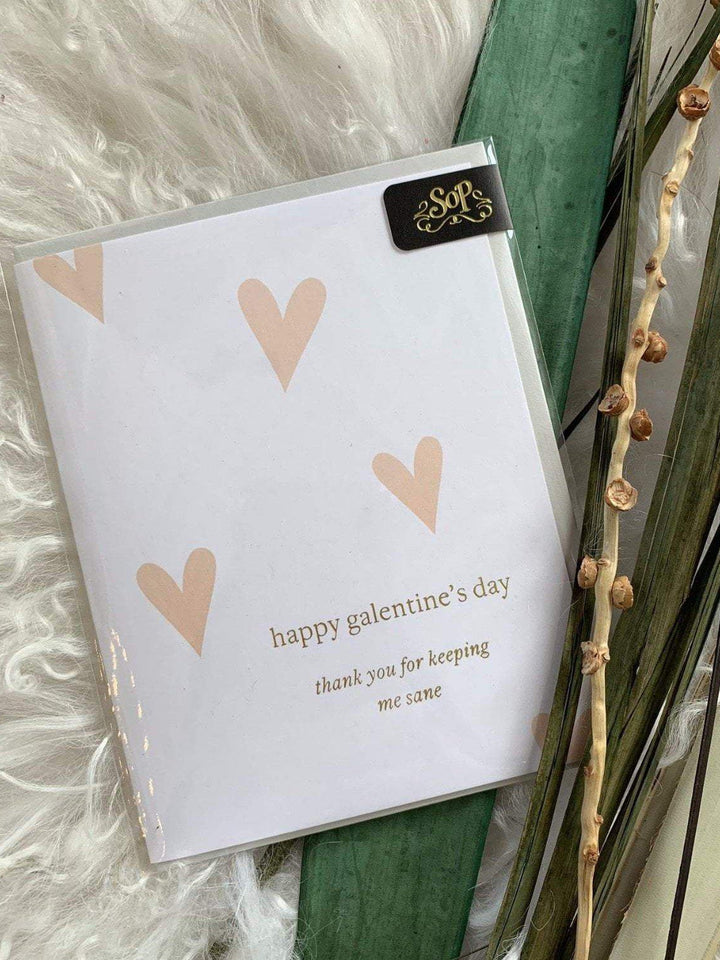 Smitten On Paper Paper products Galentine's Day Greeting Card