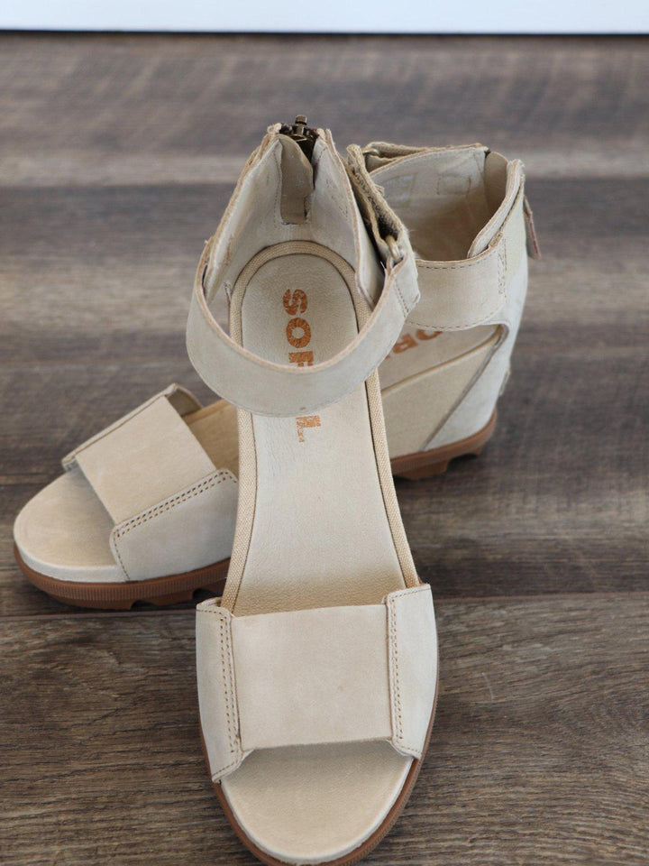 Sorel Natural Wedge
