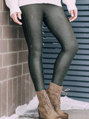 SPANX Athleisure SPANX Faux Leather Leggings
