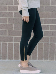 SPANX Athleisure SPANX Seamless Side Zip Legging