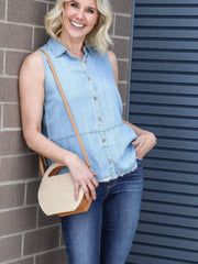 chambray thread & supply tank