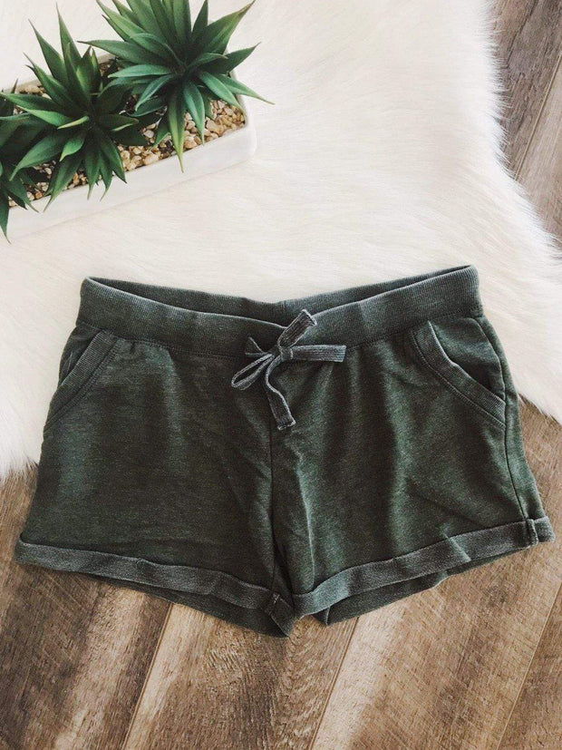 Z Supply Non-Denim Shorts/Skirts Z Supply Boyfriend Short