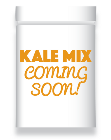 BLUEBERRY CINNAMON KALE MIX ™  (COMING SOON!)
