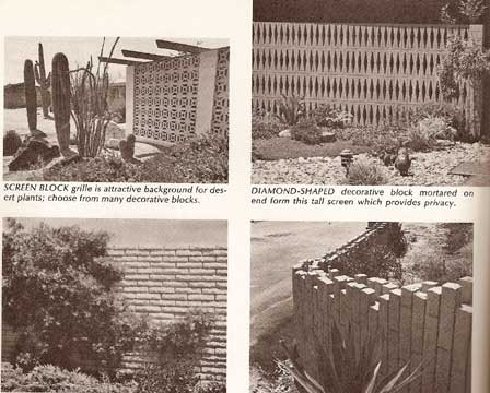 HOW TO BUILD WALKS, WALLS & PATIO FLOORS. A SUNSET BOOK (1973)