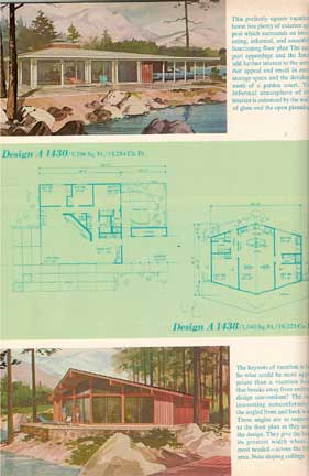 151 LEISURE-TIME VACATION HOMES Richard Pollman 1968