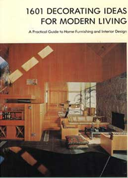 1601 DECORATING IDEAS FOR MODERN LIVING (1973)