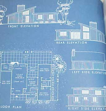 VACATION DREAM HOMES BY ANDY LANG (1975)