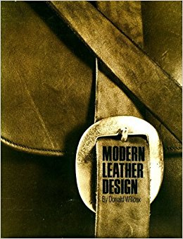 MODERN LEATHER DESIGN BY DONALD WILLCOX (1969)