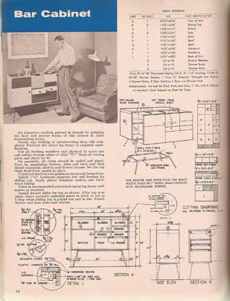 52 FIR PLYWOOD HOME STORAGE PLANS (1955) Plywood Home Plans on home plans cedar, home plans redwood, home plans construction, home plans electrical, home plans floor,