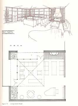 ARCHITECTURAL DRAFTING & DESIGN (ERNEST R WEIDHAAS 1970 EDITION)