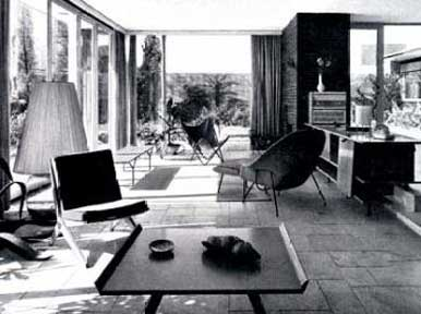 ARCHITECTS' HOMES By Robert Winkler 1955