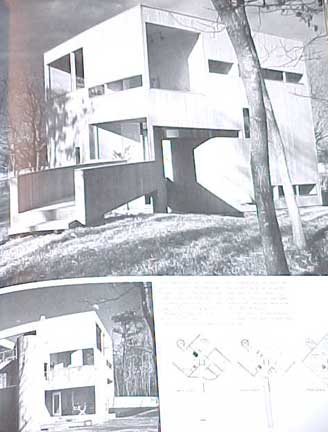 THE ARCHITECTURAL RECORD BOOK OF VACATION HOUSES (2nd ed. 1977)