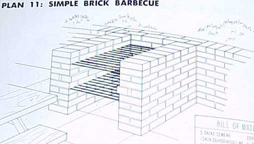 SUNSET IDEAS FOR BUILDING BARBECUES (1971)