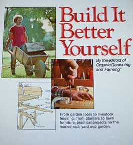 BUILD IT BETTER YOURSELF 1977