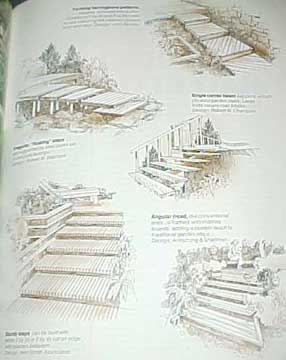 HOW TO PLAN & BUILD DECKS,  A SUNSET BOOK (1973)