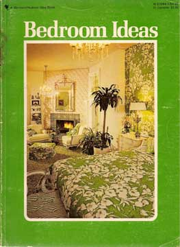 BEDROOM IDEAS A BANTHAM BOOK (1979)