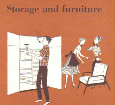 BETTER HOMES & GARDENS HANDYMAN'S BOOK (1957)