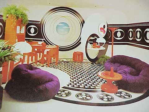 BLOOMINGDALE'S BOOK OF HOME DECORATING (1973)