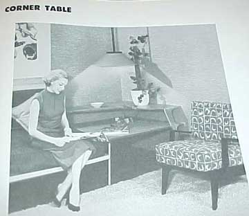 BUILD YOUR OWN MODERN FURNITURE BY ARTHUR COLLANI 1954