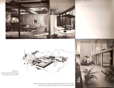 BLUEPRINTS MODERN LIVING HISTORY CASE STUDY HOUSES 1989