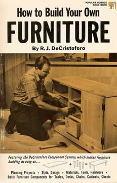 HOW TO BUILD YOUR OWN FURNITURE (1965)