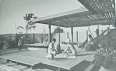 HOW TO BUILD PATIO ROOFS, A SUNSET BOOK (1974)