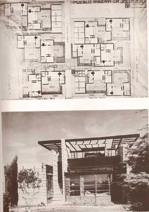 FIVE CALIFORNIA ARCHITECTS BY ESTHER MCCOY 1975
