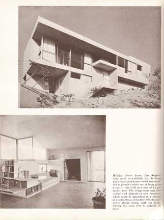 FIVE CALIFORNIA ARCHITECTS BY ESTHER MCCOY (1960)