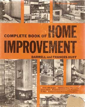 COMPLETE BOOK OF HOME IMPROVEMENT (1972)