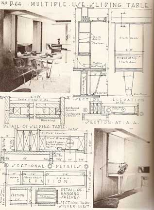 HOUSE CONSTRUCTION DETAILS. BY NELSON L BURBANK (1968)