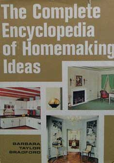 THE COMPLETE ENCYCLOPEDIA OF HOMEMAKING IDEAS (1968)