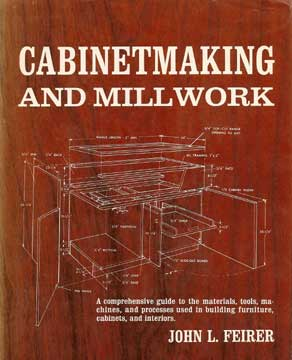 CABINETMAKING AND MILLWORK (1970)