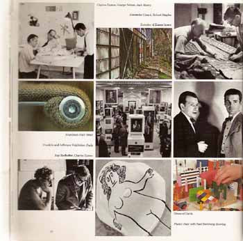 CONNECTIONS: THE WORK OF CHARLES AND RAY EAMES 1976