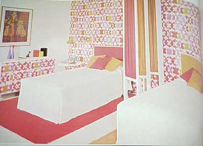 DOUBLEDAY BOOK OF INTERIOR DECORATING (1965)