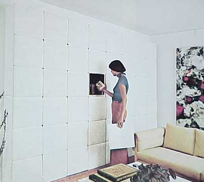 EASY TO MAKE FURNITURE, A SUNSET BOOK (1971)