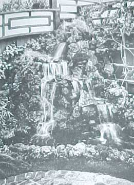 GARDEN POOLS, FOUNTAINS & WATERFALLS, A SUNSET BOOK (1974)