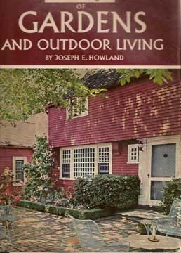 HOUSE BEAUTIFUL BOOK OF GARDENS AND OUTDOOR LIVING 1958