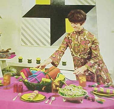 BETTER HOMES AND GARDENS GUIDE TO ENTERTAINING (1972)