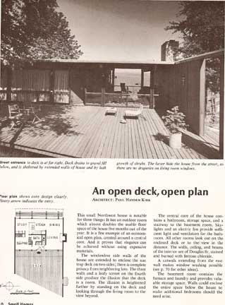 SUNSET PLANNING AND LANDSCAPING HILLSIDE HOMES (1965)