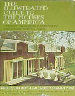 ILLUSTRATED GUIDE TO THE HOUSES OF AMERICA (1971)