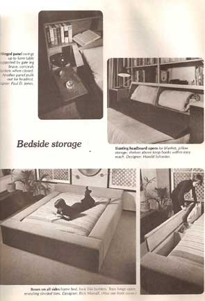 SUNSET IDEAS FOR STORAGE (1975)