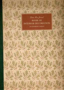 LADIES' HOME JOURNAL BOOK OF INTERIOR DECORATION 1954