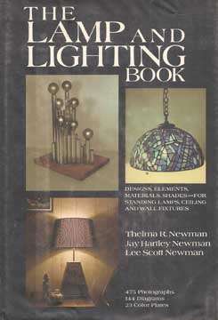 LAMP AND LIGHTING BOOK (1976)